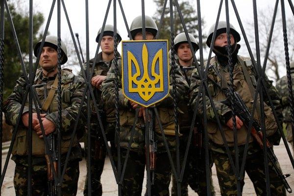 эвакуация военных и гражданского населения из Крыма