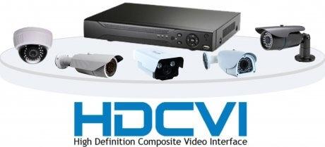 HD CVI видеорегистраторы
