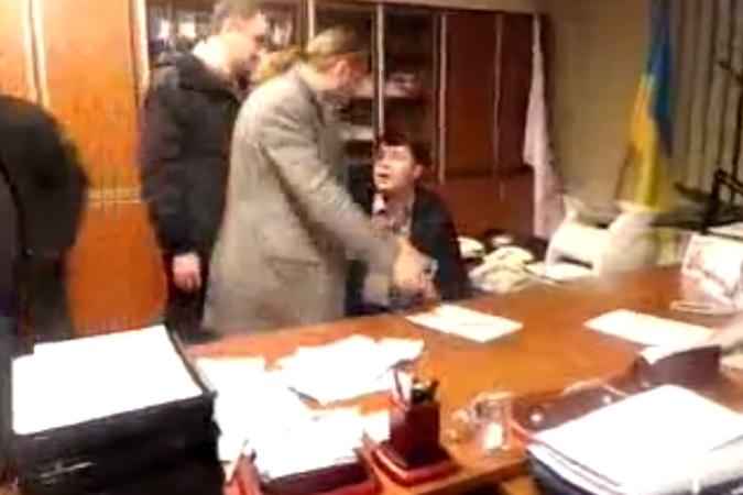 Игорь Мирошниченко отрицает факт избиения Александра Пантелеймонова