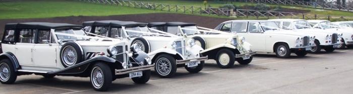Выбор и оформление свадебных автомобилей