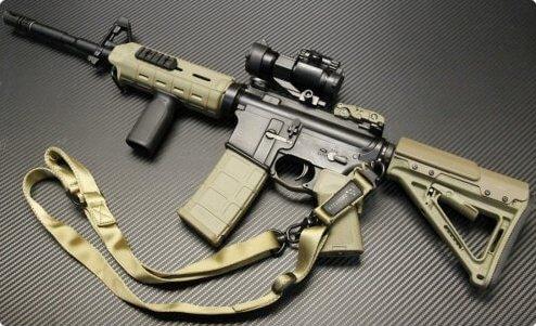 тюнинг оружия