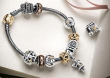 Модульные браслеты Pandora