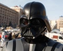 Дарт Вейдер пролетел на выборах Президента Украины