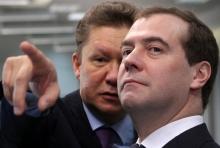 Газпром выставил цену на газ для Украины - $485 за тысячу кубометров