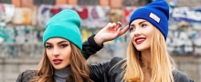 модельные шапки