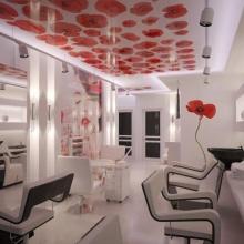 Какой цвет выбрать для дизайна салона красоты