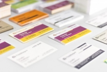Как правильно оформить и изготовить визитную карточку