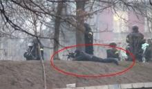 Задержаны снайперы, которых подозревают в расстреле демонстрантов на Майдане